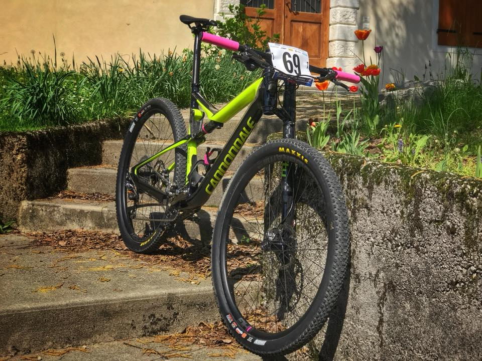 Cannondale Scalpel Si Roy Beukers